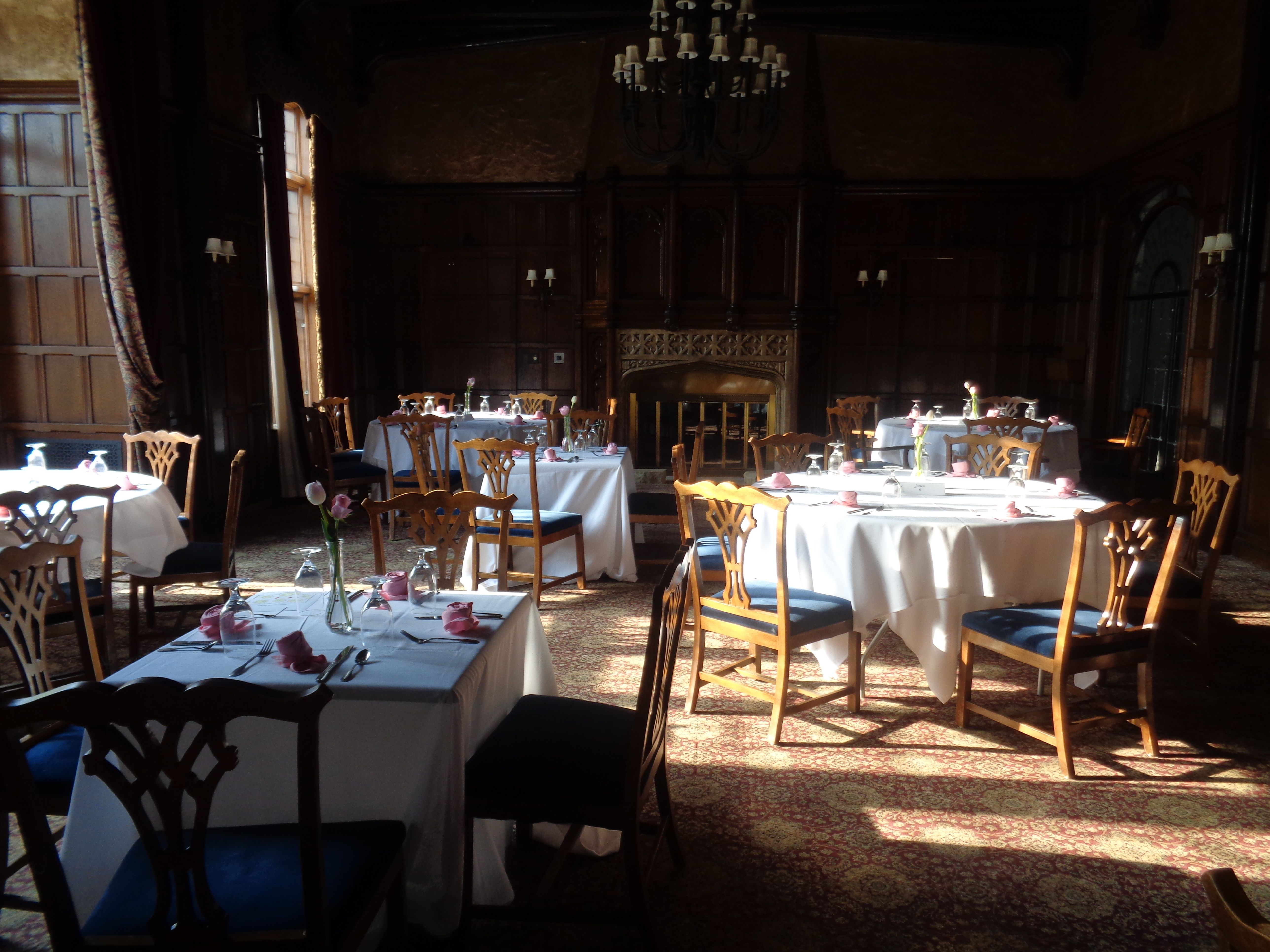 Formal Dining Room Mother S Day At Lake Forest Country Club