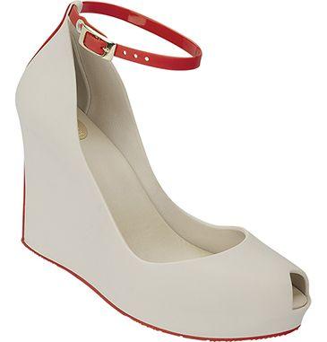 c61037cf19 Melissa shoes Sapatos Doidos
