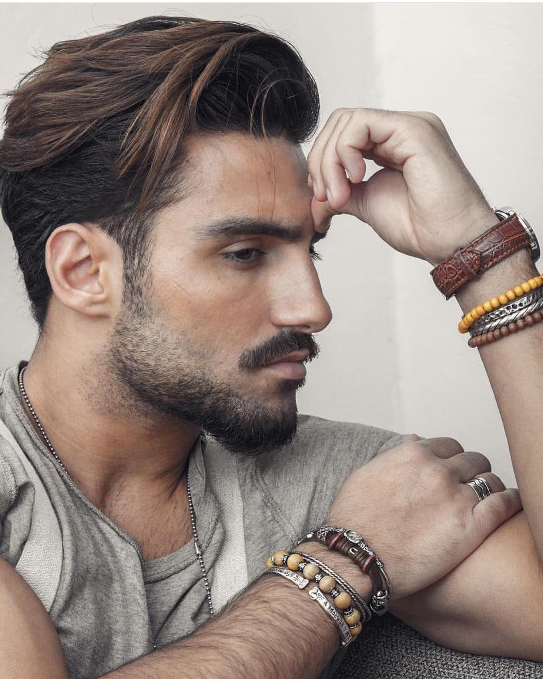 Men's haircut side part pin by glenn i sleu on mariano divaio  pinterest  hair styles