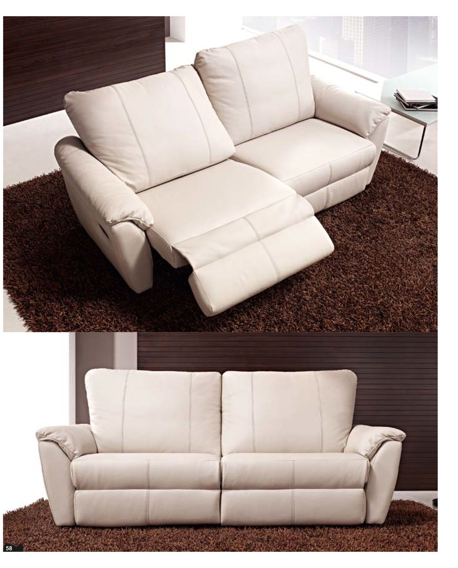 fabric image havana p set sofa modern park reclining loveseat grove