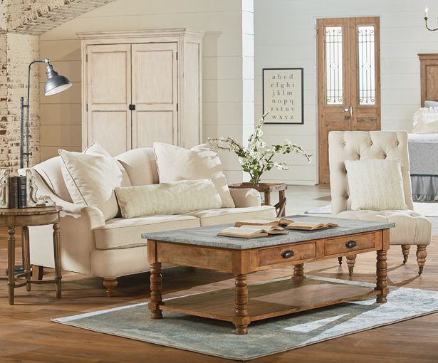 From The New Magnolia Home Furnishings Line By Joanna