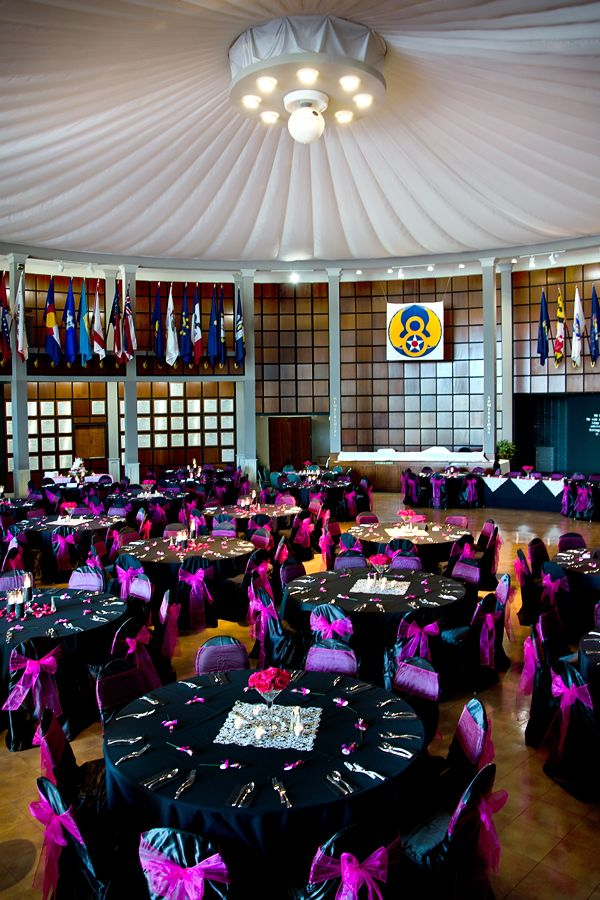 Rotunda Mighty Eighth Air Force Museum Ga wedding