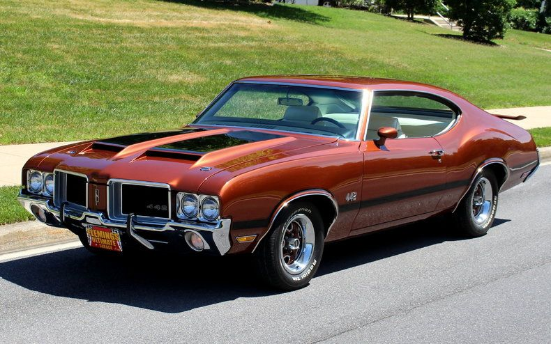 71 Olds 442 Professional Nicely Restored And Updated Olds