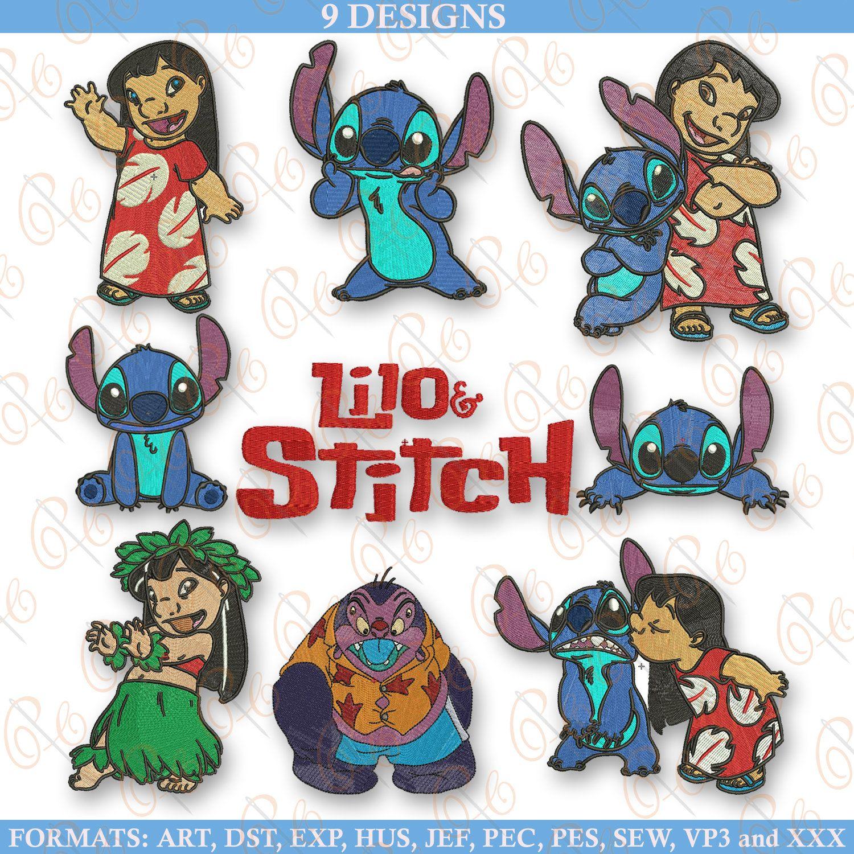 Disney lilo stitch xxx quality porn