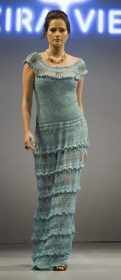 Outstanding Crochet: Crochet from Alzira Vieira.