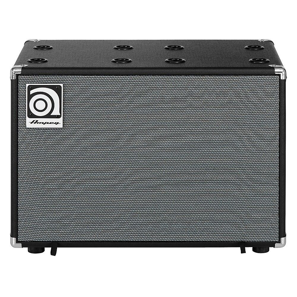 Ampeg Svt 112av 300w 1x12 Bass Speaker Cabinet Black Bass Marshall Speaker Cabinet