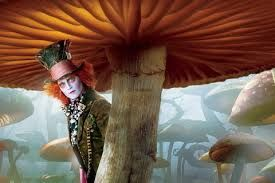 Картинки по запросу гриб алиса в стране чудес