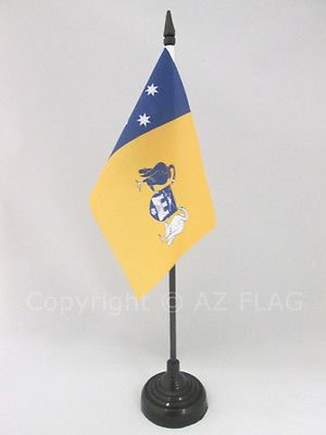 Australian Capital Table Flag 4 X 6 Australia Desk Flag 15 X 10 Cm Bla View More On The Link Http Www Zeppy Io Product Gb 2 272285231