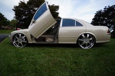 2004 Lincoln LS Customized  Lincoln LS Tricked Out   Exquisite