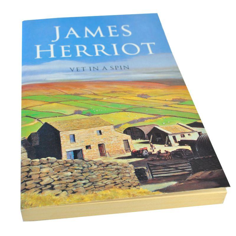 James Herriot - Vet in a Spin