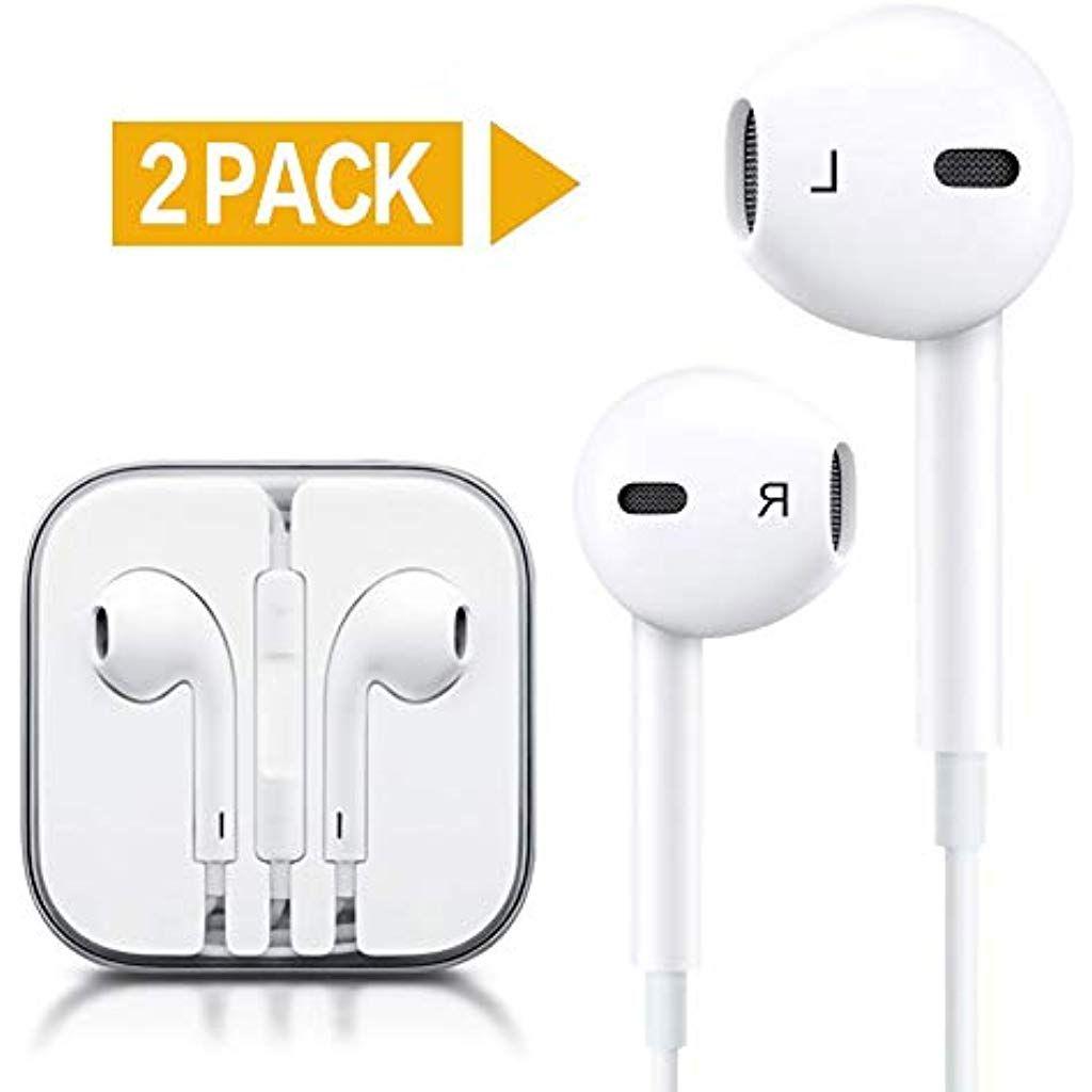Timegevity Headphones/Earphones/Earbuds 3 5mm aux Wired