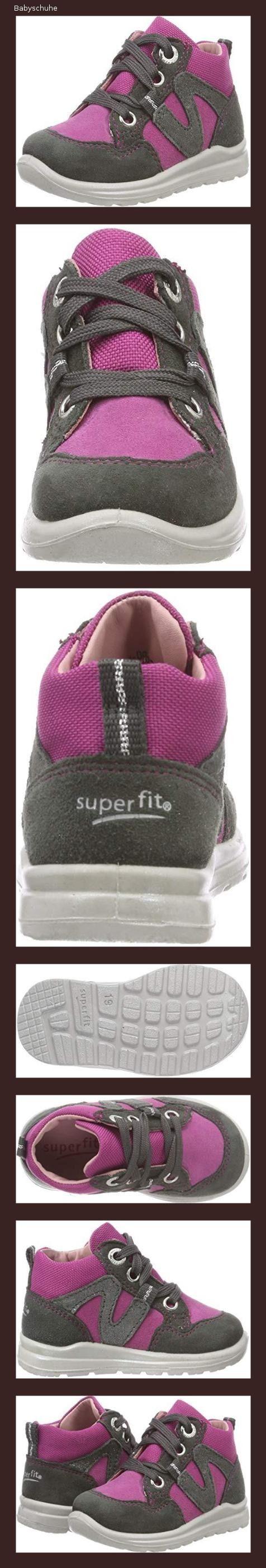 size 40 04f3d 0d2b0 Superfit Baby Mädchen Mel+3-00323-21 Sneaker | Babyschuhe ...