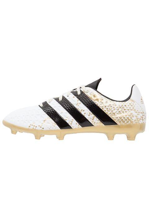 ACE 16.3 FG Chaussures de foot à crampons whitecore