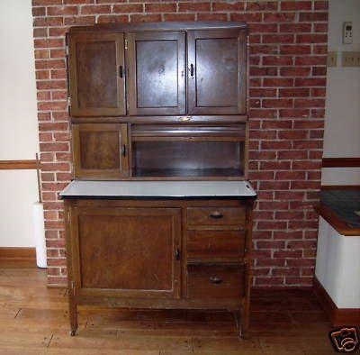 marsh cabinet hoosier style | old Marsh high point north carolina ...