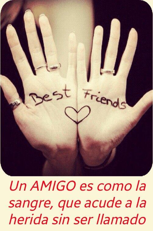 Un amigo
