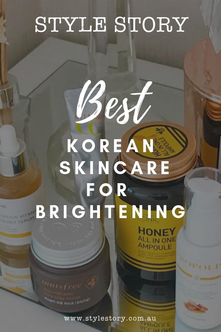 Best Korean Skincare Products For Dark Spots Freckles And Pigmentation Homemadeskincarerecipes Organicskincar Korean Skincare Skin Care Dark Spots Skin Care