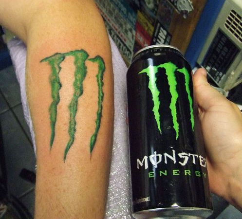 Man 39 s ruin tattoos absolute faves pinterest for Monster tattoo designs