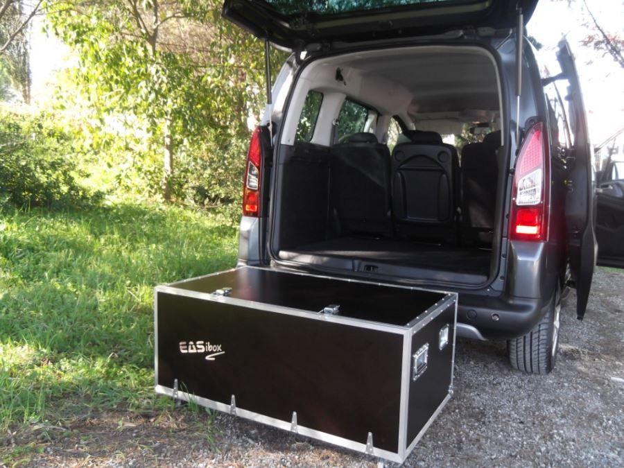 Easibox Eas Loisirs Amenagement Camionnette Utilitaire Amenage Vehicule Utilitaire