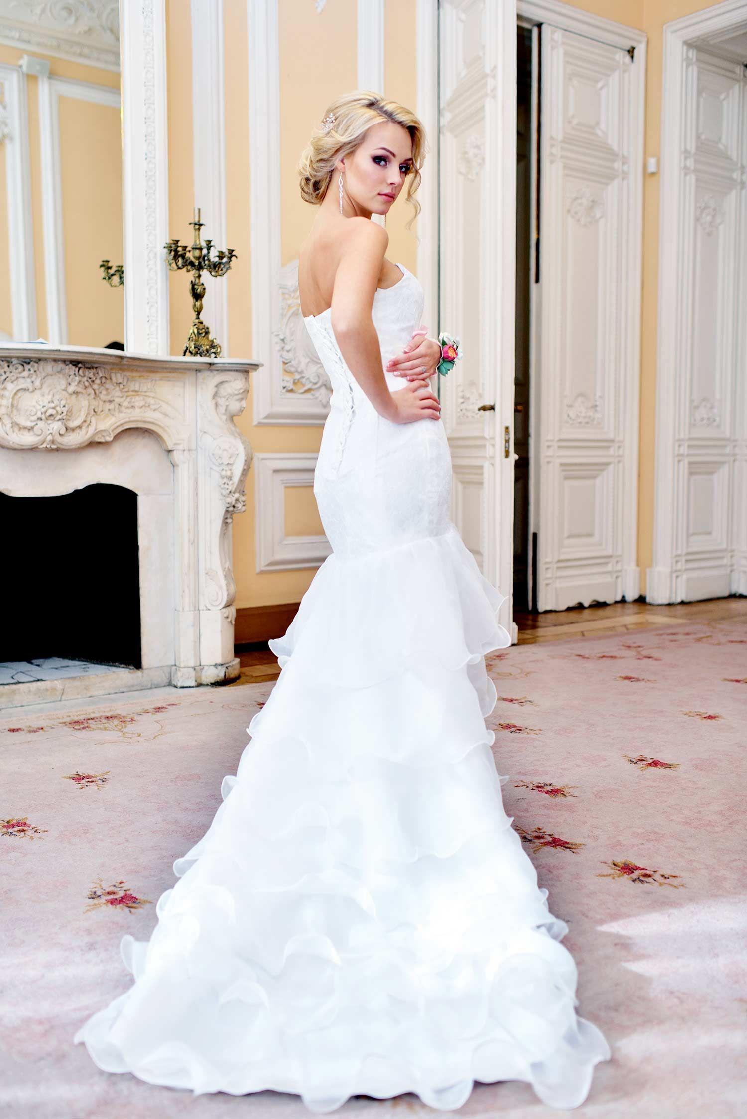 Photo of Welches Brautkleid für welche Figur  Problemzonen geschickt kaschiert