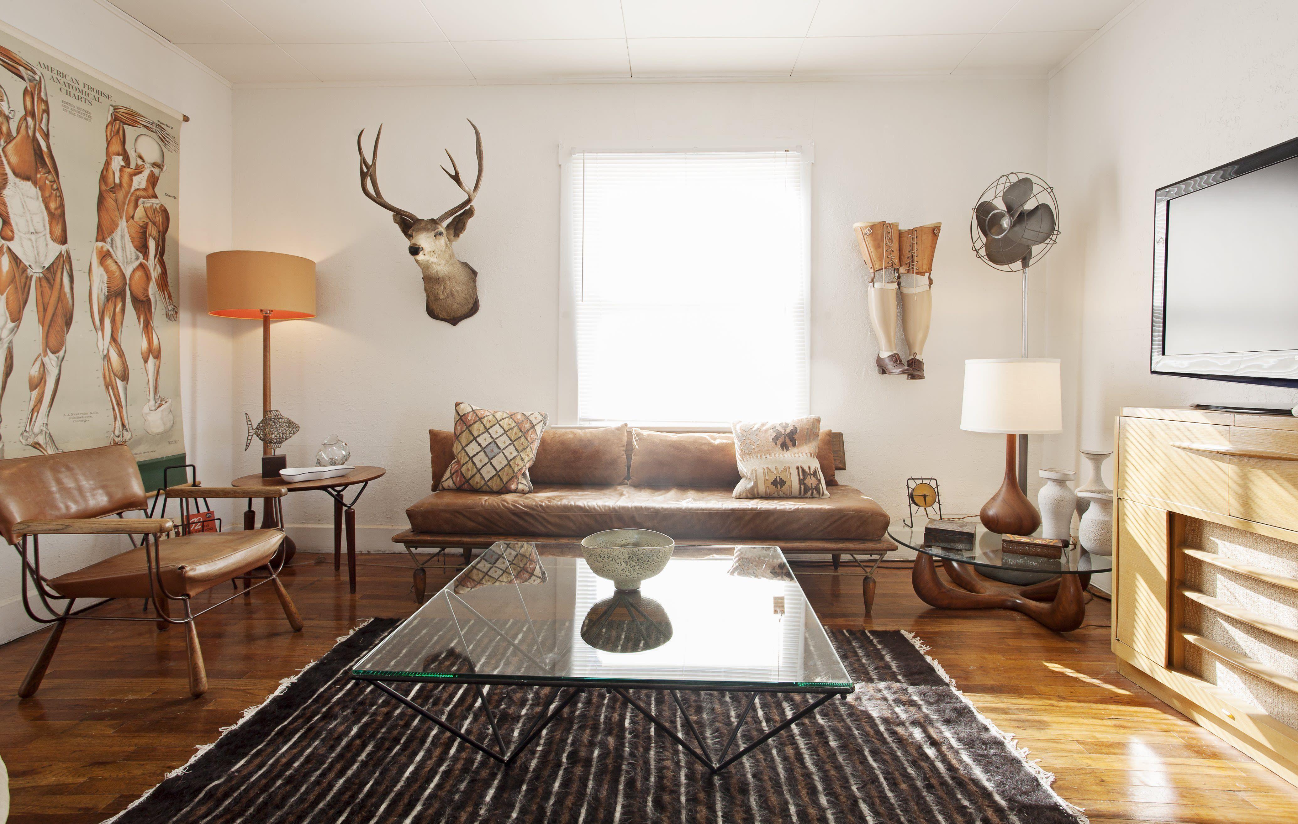 House Tour: A Southwest Modern Arizona Abode | Apartment ...