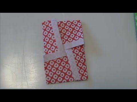 """正月「ポチ袋3」折り紙The """"Poti bag3"""" origami"""