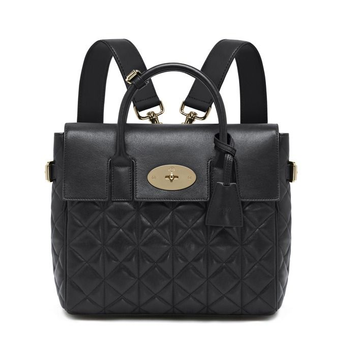 Bag Mulberry Quilted Cara Delevingne At Brown Thomas