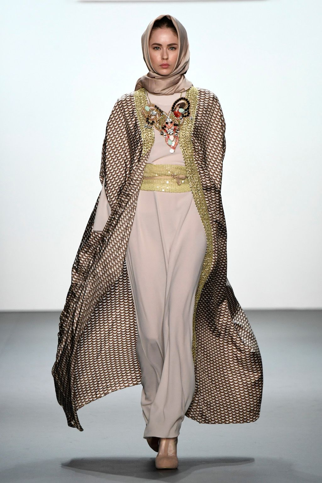Anniesa Hasibuan - Runway - September 8 - New York Fashion Week