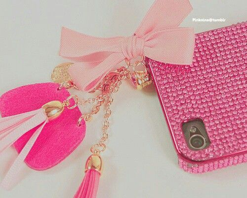 #pink phone case