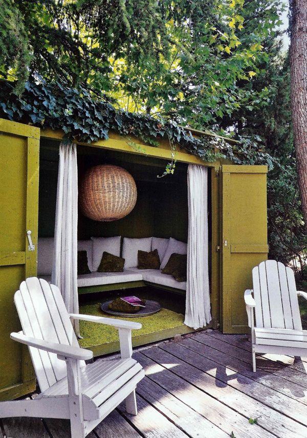 adorable outdoor space