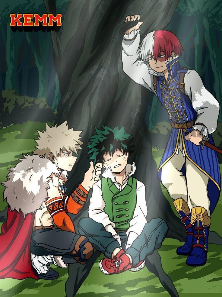 Todobakudeku My Hero Hero My Hero Academia Episodes