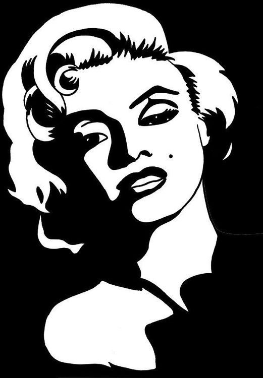 Coloring Page Marilyn Monroe Coloring Picture Marilyn Monroe Free Coloring Sheets To Print And In 2020 People Coloring Pages Coloring Pages Marilyn Monroe Painting