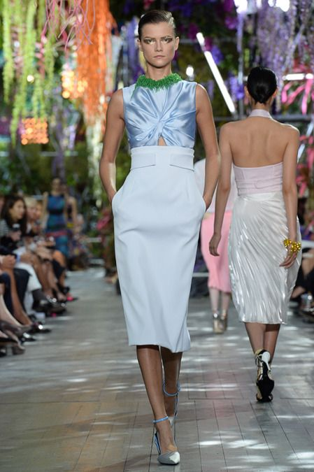7b15ed3235d Christian Dior Spring 2014 Ready-to-Wear Collection Slideshow on Style.com.  Christian Dior