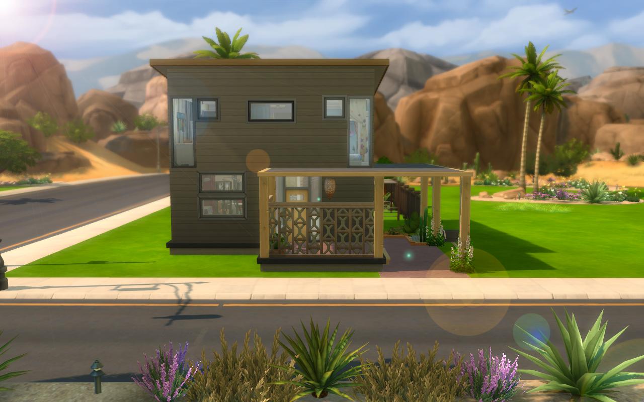 Construction maison sims 4 #sims4 #nocc #consctructionsims ...