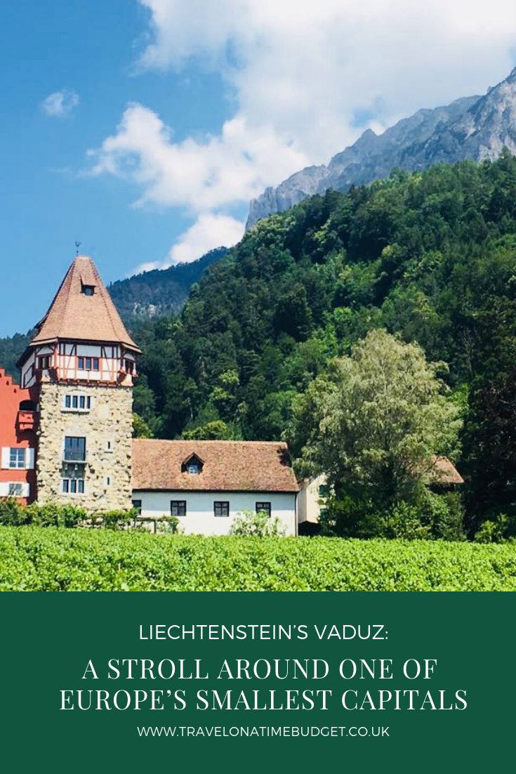 Liechtenstein The World S 6th Smallest Country Recently Turned 300 We Day Tripped There From Zurich And I M Really Glad We Mad Europe Travel Europe Travel