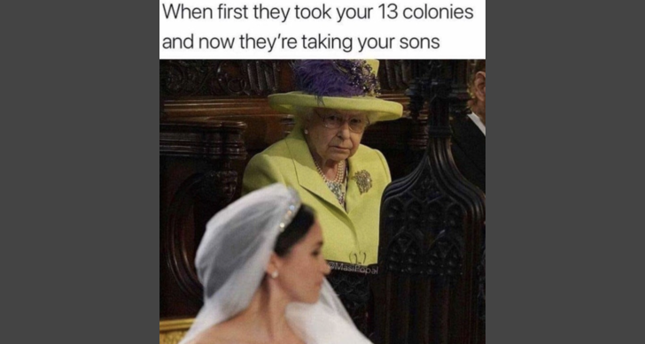 The Funniest Royal Family Memes On The Internet Slide 1 Offbeat Family Meme Family Humor Royal Family