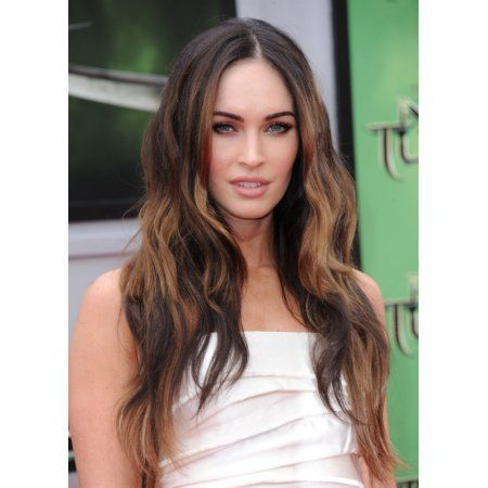 Megan Fox At Arrivals For Teenage Mutant Ninja Turtles Premiere Canvas Art - (16 x 20)