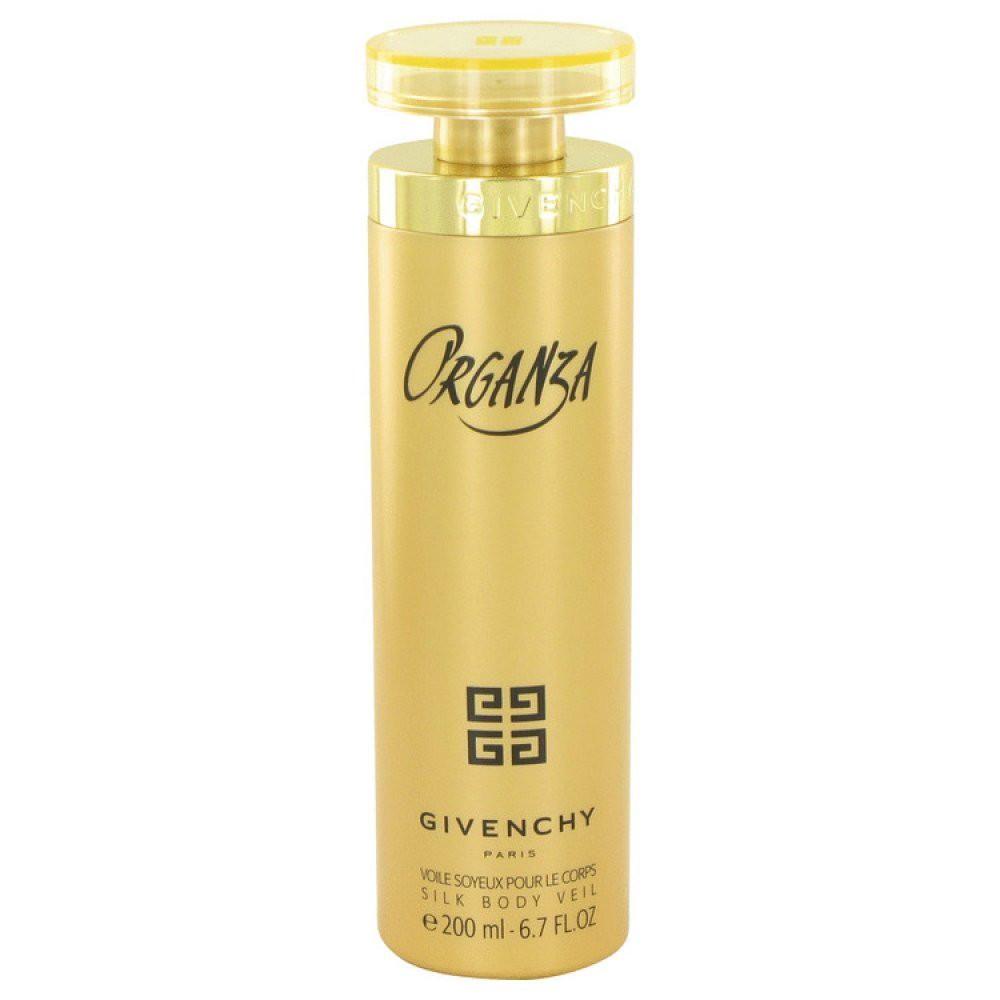 7084fbf27 Organza By Givenchy Perfumed Body Lotion (silk Body Veil) 6.7 Oz ...