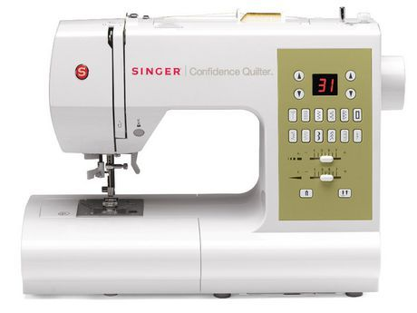 SINGER 40Q Confidence Quilter Sewing Machine Sewing Pinterest Simple Singer Sewing Machine Walmart