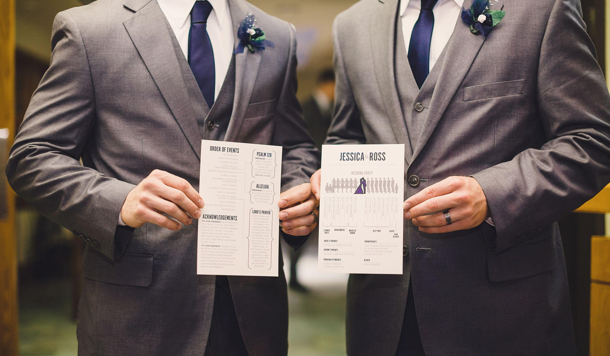 How To Usher A Wedding Ceremony Usher Wedding Duties Wedding Ushers Wedding Ceremony