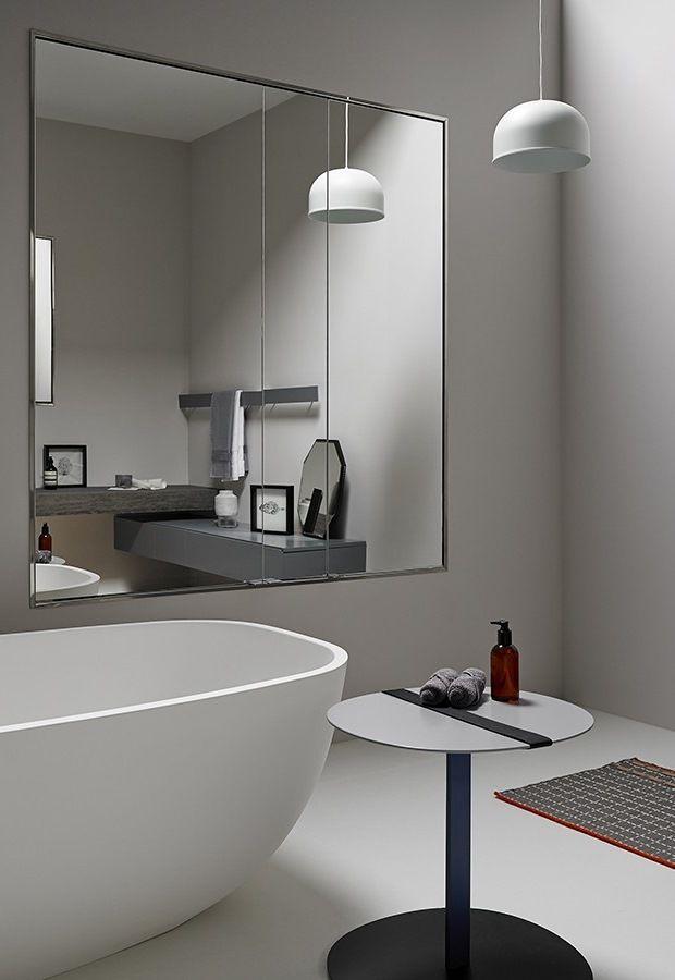 Espejos para ba os en barcelona ibani ka tono bagno for Espejos cuarto de bano