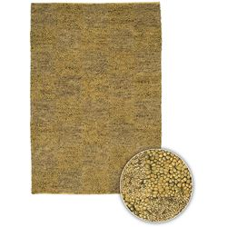 1 Inch Pile Hand Knotted Majesta Wool Rug 5 X 8 Rug