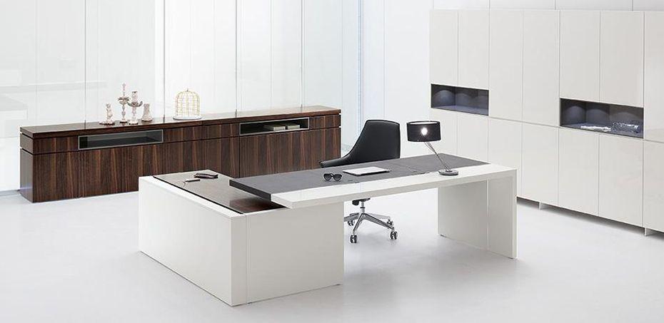 escritorio moderno artu por archiutti - Mesas De Despacho Modernas