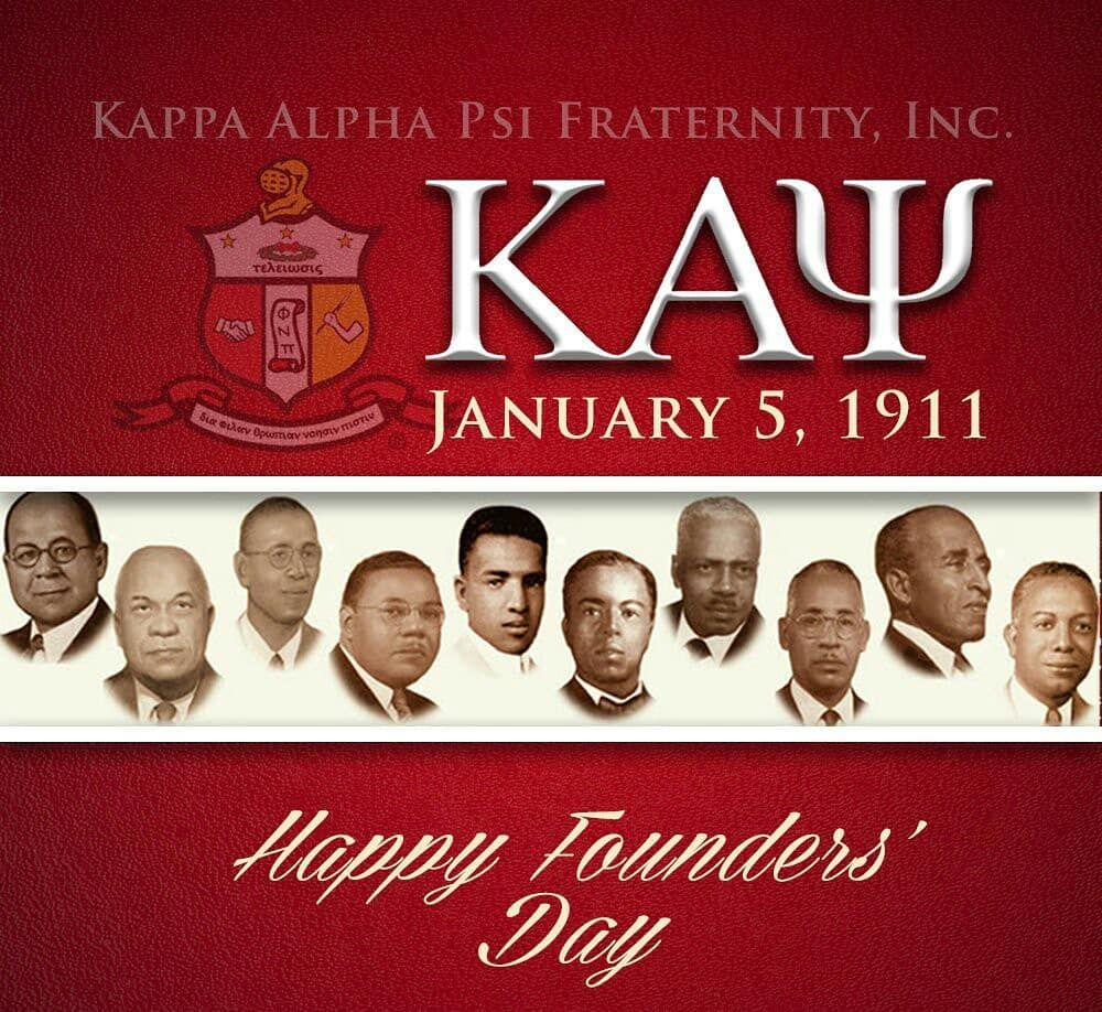 "HBCU Since on Instagram: ""Happy Founders Day to the men of Kappa Alpha Psi Fraternity Inc.! ——————————————————————————————— �Support us on Patreon, LINK IN BIO and…"""