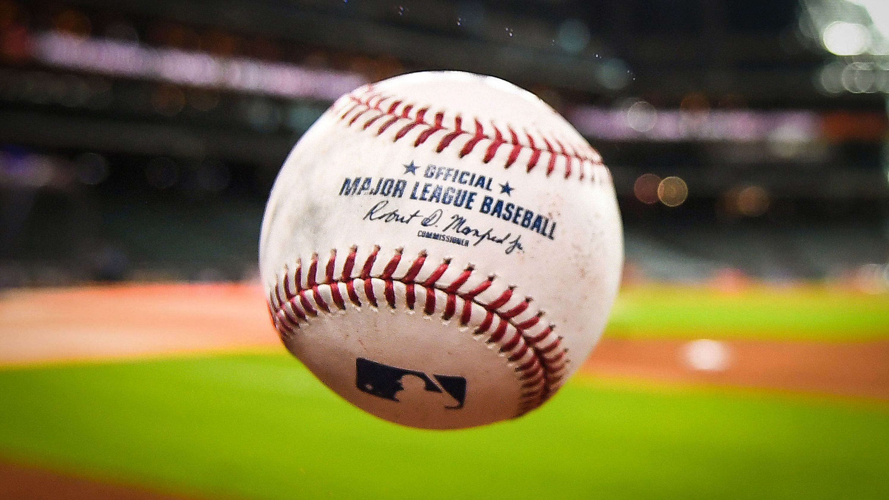 Mlb Union Discussing Dramatic Rule Changes Major Baseball Kyle Schwarber Usa Today Sports