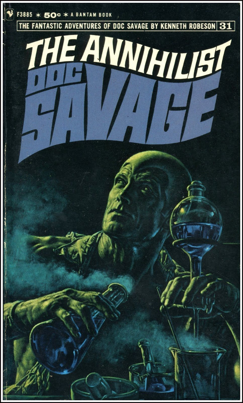 Doc savage 31 the annihilist doc savage pinterest savage doc savage 31 the annihilist fandeluxe Images