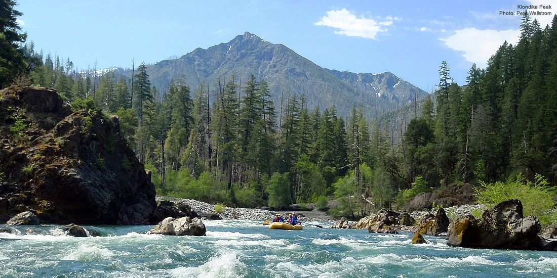The Illinois River in Southern Oregon is a river paradise!