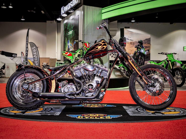 2020 Denver Ims Custom Bike Show Winners Winning The Custom