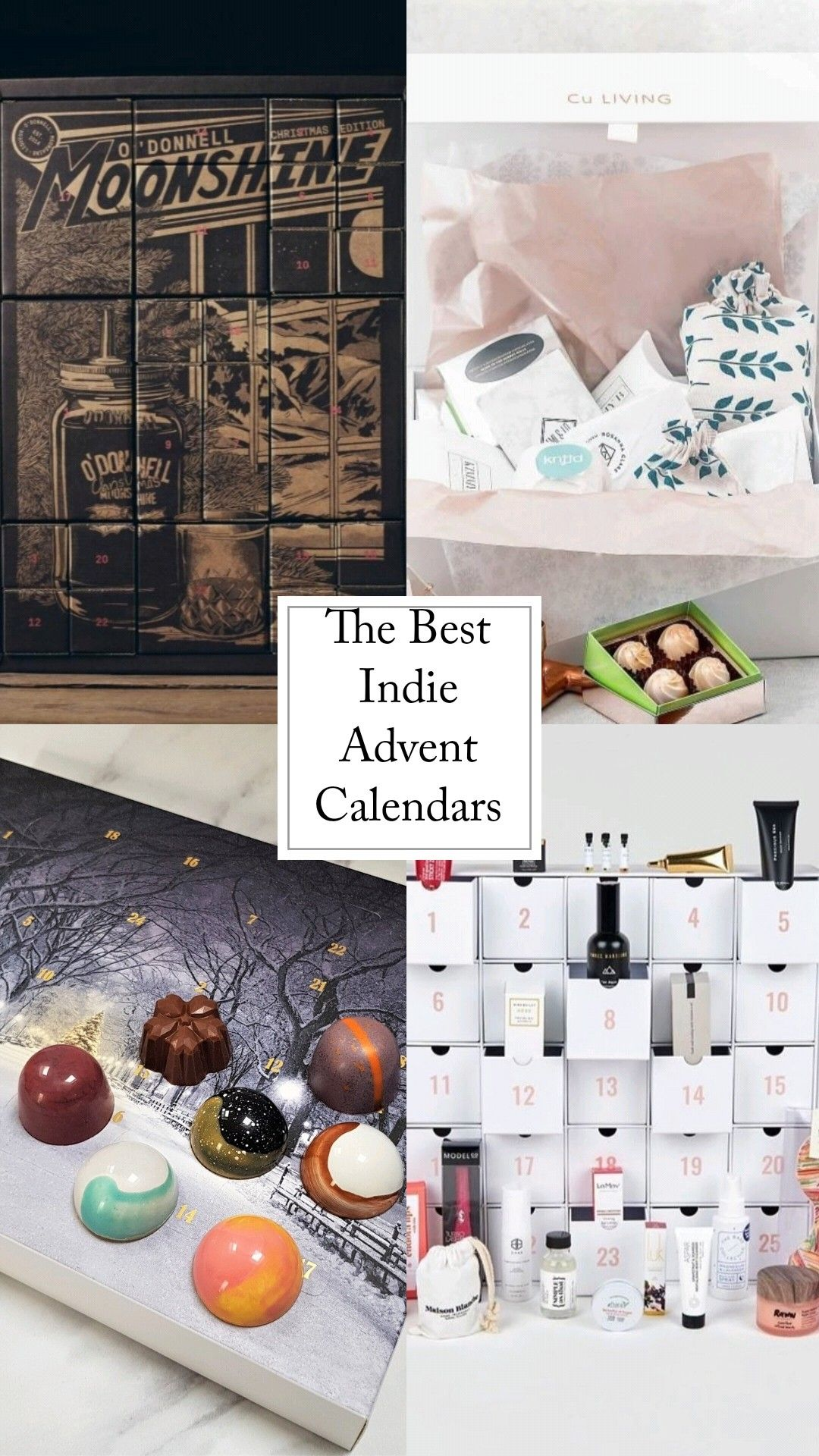 The Best Indie Advent Calendars 2020 Updated In 2020 Beauty Advent Calendar Christmas Spices Advent Calendar
