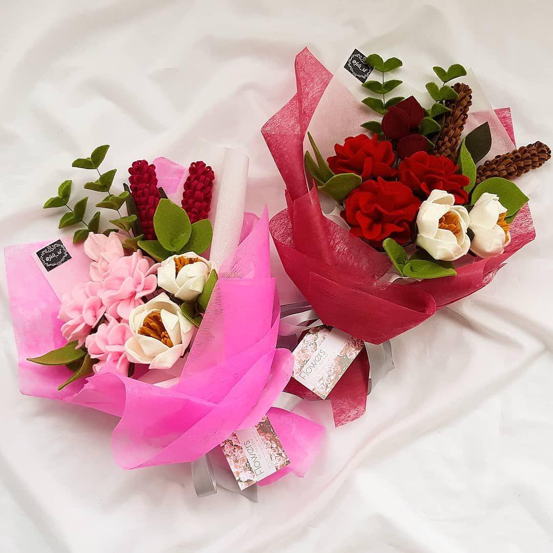 Gambar Mungkin Berisi Bunga Bunga Buket