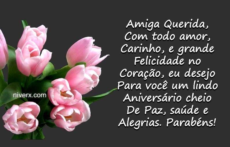 Feliz Aniversario Amiga Frases 42795 Usbdata
